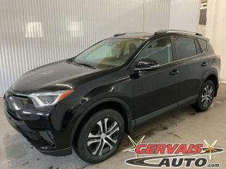 Used 2017 Toyota RAV4 LE AWD Caméra A/C Sièges Chauffants *Traction intégrale* for sale in Trois-Rivières, QC