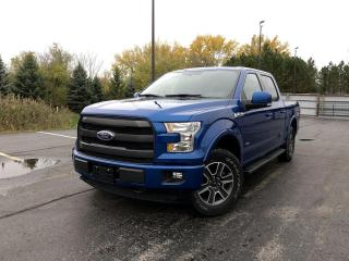 Used 2017 Ford F-150 XLT lariat CREW 4WD for sale in Cayuga, ON