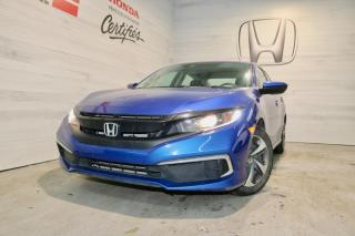 Used 2019 Honda Civic LX 4 PORTES for sale in Blainville, QC