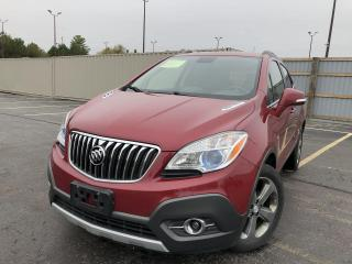 Used 2014 Buick Encore 2WD for sale in Cayuga, ON