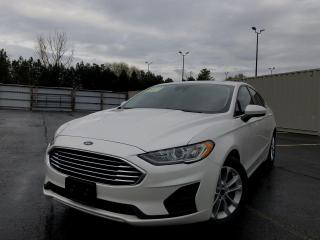 Used 2019 Ford Fusion SE 2WD for sale in Cayuga, ON
