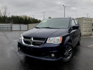 Used 2017 Dodge Grand Caravan SXT Premium Plus 2WD for sale in Cayuga, ON