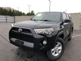 Used 2019 Toyota 4Runner SR5 4WD for sale in Cayuga, ON