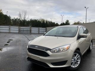 Used 2017 Ford Focus SE 2WD for sale in Cayuga, ON