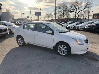 Used 2012 Nissan Sentra Berline 4 portes I4,2,0 for sale in Trois-Rivières, QC
