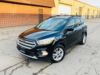 Used 2017 Ford Escape SE | NAVIGATION | BU CAM | CERTIFIED for sale in Burlington, ON