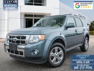 Used 2012 Ford Escape Limited for sale in Oakville, ON