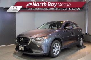 Used 2017 Mazda CX-3 GX AWD - Click Here! Test Drive Appts Available! for sale in North Bay, ON