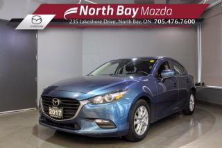 Used 2017 Mazda MAZDA3 GS  - Click Here! Test Drive Appts Available! for sale in North Bay, ON