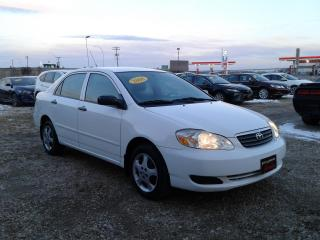 Used 2006 Toyota Corolla CE for sale in Oak Bluff, MB