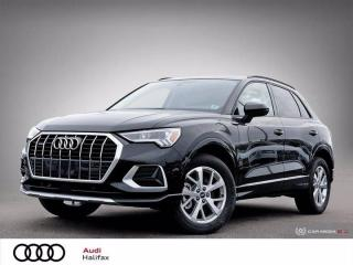 New 2021 Audi Q3 Komfort for sale in Halifax, NS
