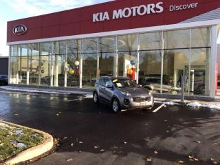 Used 2017 Kia Sportage LX for sale in Charlottetown, PE