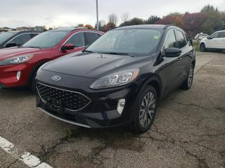 New 2020 Ford Escape Titanium for sale in New Hamburg, ON
