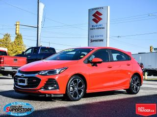 Used 2019 Chevrolet Cruze LT RS ~Heated Seats ~Backup Camera ~Bluetooth for sale in Barrie, ON