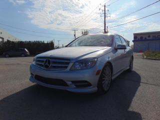 Used 2011 Mercedes-Benz C-Class *****4 MATIC*****NAVIGATION****** for sale in St-Eustache, QC