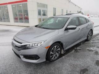 Used 2016 Honda Civic Sedan EX for sale in Gander, NL