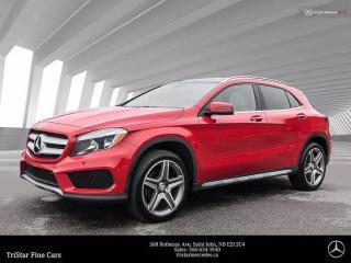 Used 2017 Mercedes-Benz GLA GLA 250 for sale in Saint John, NB
