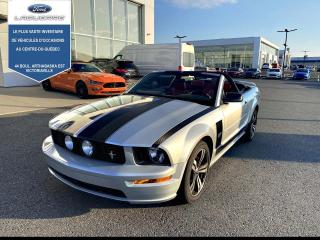 Used 2005 Ford Mustang Cabriolet à 2 portes GT for sale in Victoriaville, QC