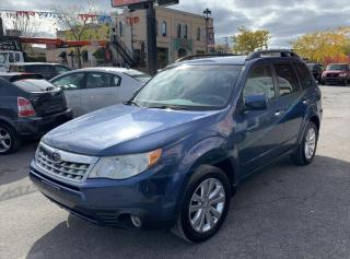 Used 2011 Subaru Forester 2.5X Premium for sale in Whitby, ON