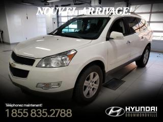 Used 2010 Chevrolet Traverse 1LT + GARANTIE + A/C + MAGS + CRUISE + W for sale in Drummondville, QC