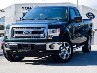 Used 2014 Ford F-150 XLT for sale in Thornhill, ON