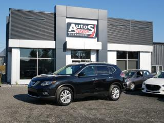 Used 2016 Nissan Rogue AWD SV + TOIT + INSPECTÉ + FREINS NEUFS for sale in Sherbrooke, QC