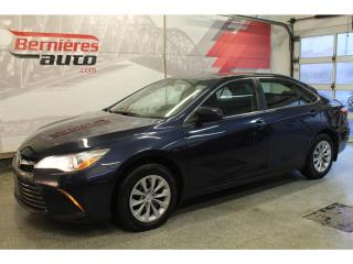 Used 2015 Toyota Camry LE for sale in Lévis, QC