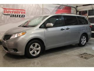 Used 2017 Toyota Sienna 7 Passagers for sale in Lévis, QC