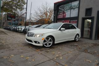 Used 2010 Mercedes-Benz C-Class for sale in Laval, QC