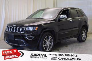 Used 2020 Jeep Grand Cherokee Limited*LEATHER*SUNROOF*NAV* for sale in Regina, SK