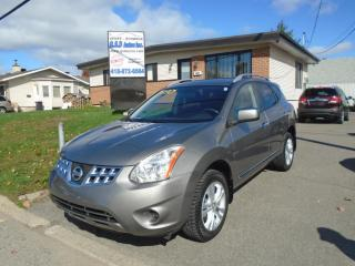 Used 2012 Nissan Rogue for sale in Ancienne Lorette, QC
