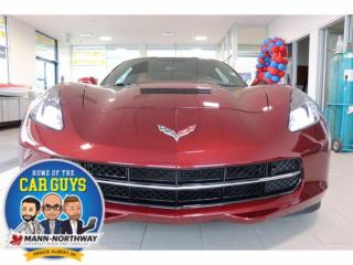 Used 2019 Chevrolet Corvette 2LT | One Owner, No Accidents. for sale in Prince Albert, SK