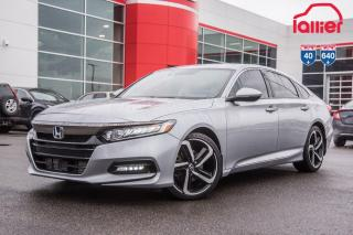 Used 2018 Honda Accord GARANTIE LALLIER MOTO-PROPULSEUR 10ANS/200,000 KIL LE MEILLEUR CHOIX D ACCORD AU QUEBEC for sale in Terrebonne, QC
