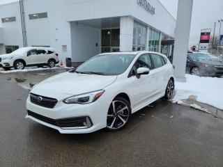 Used 2020 Subaru Impreza 5p Sport-Tech avec EyeSight for sale in Gatineau, QC