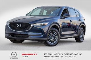 Used 2018 Mazda CX-5 GS AWD Sieges Chauffants Camera de Recule Mazda CX-5 GS AWD 2018 for sale in Lachine, QC