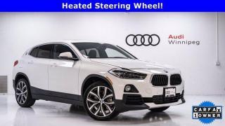 Used 2020 BMW X2 xDrive28i w/Sunroof & Navi *Brand New* for sale in Winnipeg, MB