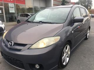 Used 2007 Mazda MAZDA5 4dr Wgn Auto GT for sale in Longueuil, QC