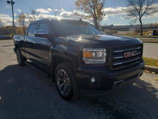 Used 2015 GMC Sierra 1500 4WD Crew Cab SLE for sale in Châteauguay, QC