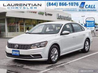 Used 2018 Volkswagen Passat Trendline+!!  HEATED SEATS!! for sale in Sudbury, ON