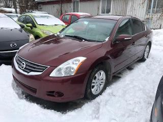 Used 2010 Nissan Altima for sale in Laval, QC