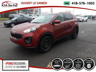 Used 2017 Kia Sportage * LX* AWD* CAMERA* SIEGES CHAUFFANTS * for sale in Québec, QC