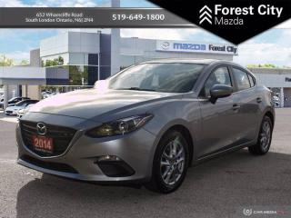 Used 2014 Mazda MAZDA3 GS-SKY for sale in London, ON