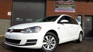 Used 2016 Volkswagen Golf 1.8 TSI Comfortline for sale in St-Henri-de-Levis, QC