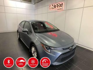 Used 2020 Toyota Corolla LE - TOIT OUVRANT - SMART KEY - ROUES EN ALLIAGE for sale in Québec, QC
