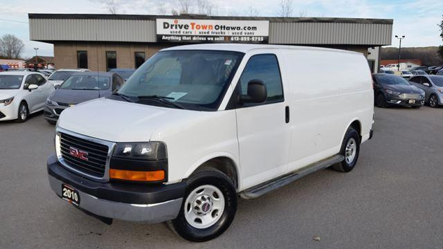 2010 GMC Savana 2500 Cargo Van