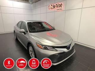 Used 2018 Toyota Camry HYDBRIDE - XLE - TOIT OUVRANT for sale in Québec, QC