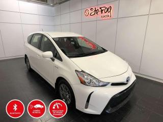 Used 2017 Toyota Prius V HYBRIDE - BASE for sale in Québec, QC