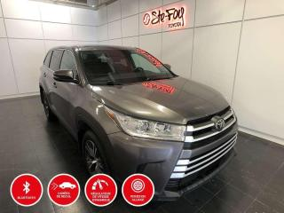 Used 2019 Toyota Highlander LE - AWD for sale in Québec, QC