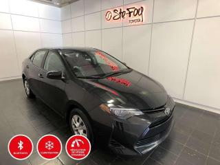 Used 2017 Toyota Corolla Ce - A/c - Bluetooth for sale in Québec, QC