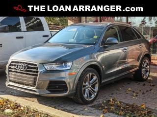 Used 2017 Audi Q3 for sale in Barrie, ON